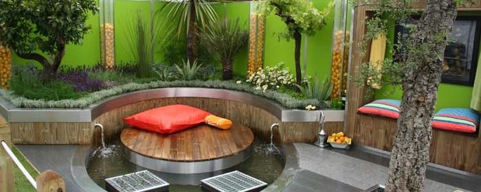 Des id es pour am nager son jardin sem jardin - Idee pour amenager son jardin ...