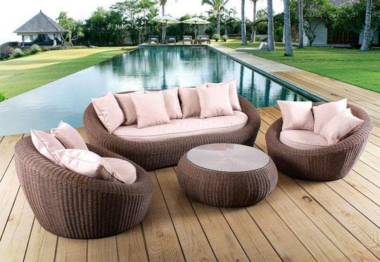 Les meubles de jardin sem jardin for Meuble jardin