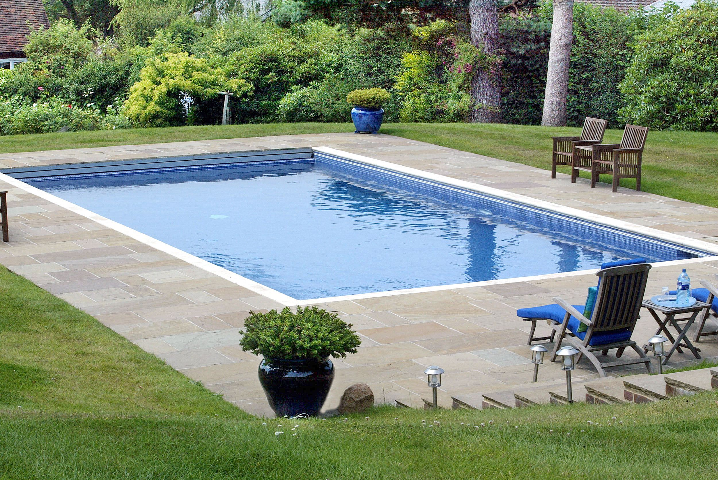 quelle piscine pour mon jardin sem jardin